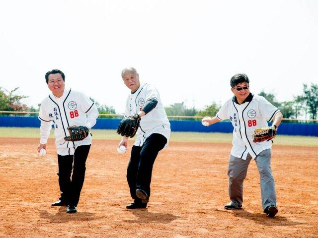 嘉義縣106年慢速壘球錦標賽