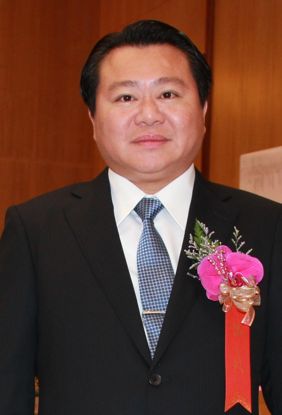 concil vice speaker Chang Yi-Yue
